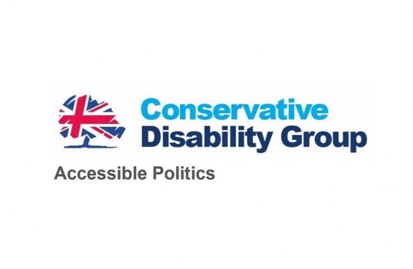 The CDG Logo and 'Accessible Politics'