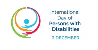 Logo for International Day of Disabilities