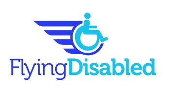 Logo of Flying Disabled